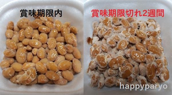 賞味 期限切れ 納豆